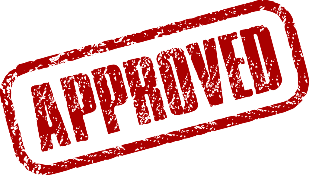 incorporation of company approved