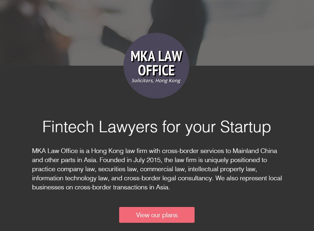 MKA Law Office Managed Account