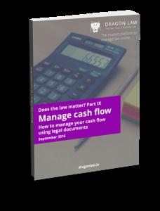 manage cash flow ebook