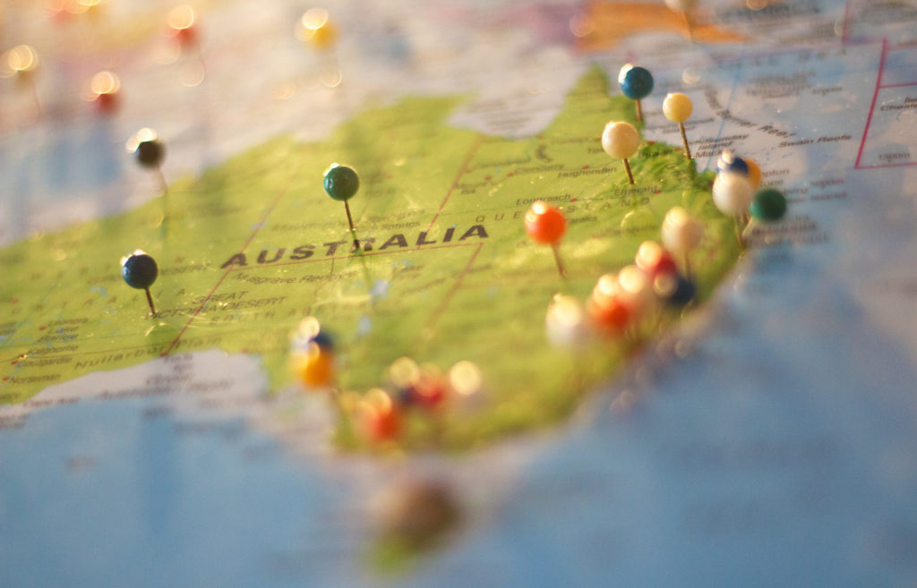 Hiring a employee in Australia