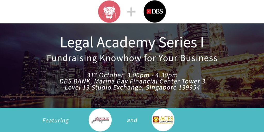 Legal Academy Series Fundraising