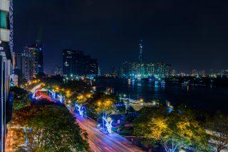 vietnam skyline