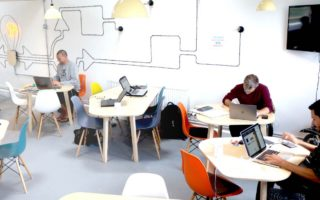 coworking space redbrick house